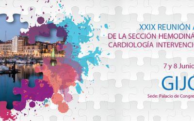 XXIX Reunión Anual de la Sección de Hemodinámica y Cardiología Intervencionista