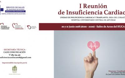 I Reunión de Insuficiencia Cardiaca