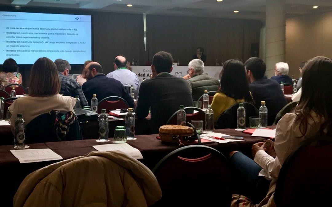 Congreso de la Sociedad Asturiana de Cardiología ( 4 – 5 Mayo 2018 )