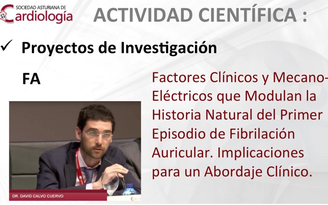 Mecanismos y desarrollos de fármacos en Fibrilación Auricular