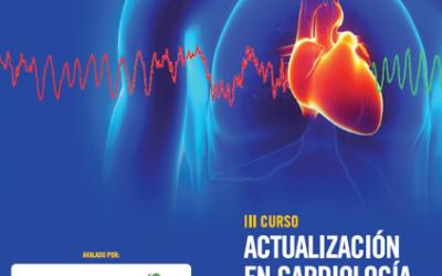 III CURSO DE ACTUALIZACIÓN EN CARDIOLOGÍA