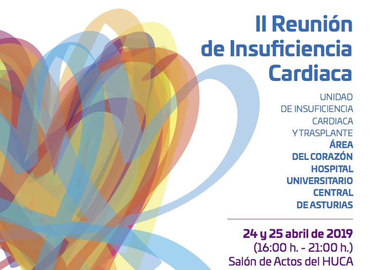 II Reunión de Insuficiencia Cardiaca