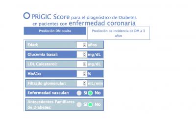 Acceso al PRIGIC Score