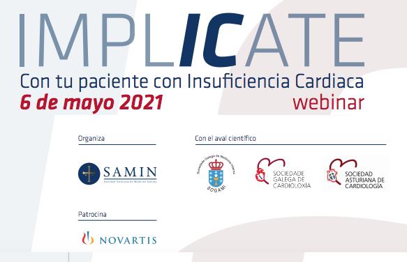 ImpliCate con tu paciente con Insuficiencia Cardiaca